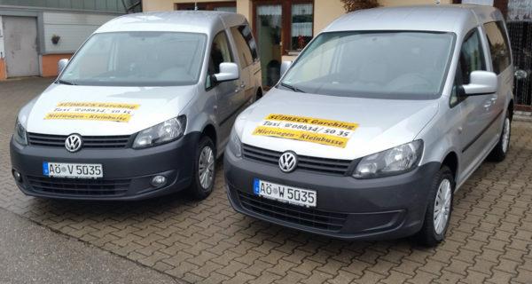Fahrzeug 2 Taxi Südbeck